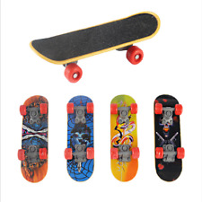 Mini Cool Fingerboard Tech Deck Finger Skate Board Boys Girls Scooter Party Toys