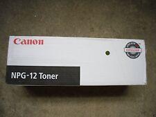 NEW ! 2PK GENUINE Canon NP6085 NP6285 Copier toner NPG-12 NPG12 F42-1602-700