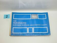 1992 gmc safari truck electrical diagrams and wiring diagrams manual used #2
