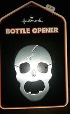 New listing New Hallmark Skull Bottle Opener Trick or Treat Fast Shipping