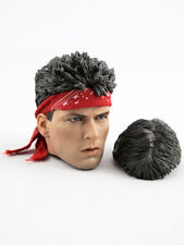 Hot Toys MMS135 Platoon CHRIS TAYLOR Figure 1/6th Scale HEAD SCULPT with 2 HAIRS