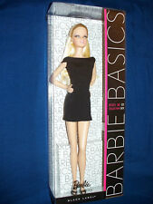 Barbie Basics Model 1 Collection 001 Black Label - Muse Doll - NEW