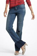 ANTHROPOLOGIE Holding Horses Claire Slim Boot Denim Jeans NwT 24 00