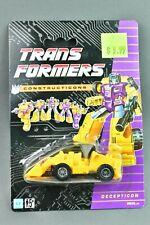 Transformers G1 Scrapper Loader Devastator MOSC European UK Version