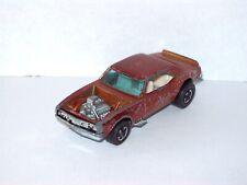 Heavy Chevy 1969 Camaro orange Redline Hot Wheel Redliner Modell Auto Muscle Car