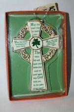 Irish Celtic Cross Ornament Kurt S. Adler