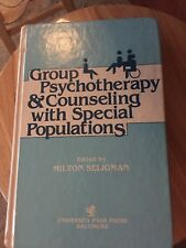 Group Psychotherapy & Counseling With Special Populations