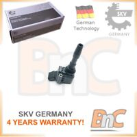 IGNITION COIL VW AUDI SEAT SKODA OEM 04E905110B SKV GERMANY GENUINE HEAVY DUTY