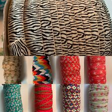 FOE Elastic Hairband 2 Metres 15mm Foldover Elastic Band for Headbands Kid+ Lot