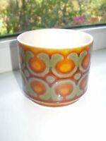 Hornsea Pottery Bronte Open Bowl Brown Vintage Retro British