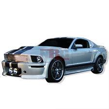 For Mustang 2005-2009 Ford Eleanor S side skirts Fiberglass body kit S-152S