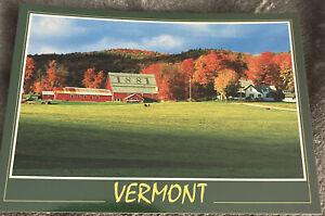 Postcard- Hathaway Farm, Rutland, Vermont. Great Condition.