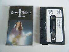 "STEVE HILLAGE ""L"" CASSETTE TAPE 1976 PAPER LABEL GONG VIRGIN UK"