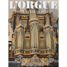 SONNAILLON Bernard L'Orgue Instrument et Musiciens 1984 partition sheet music sc