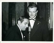 ERNST LUBITSCH - 1937 Premiere - WILLIAM LUNDIGAN Hollywood 10x8 STILL