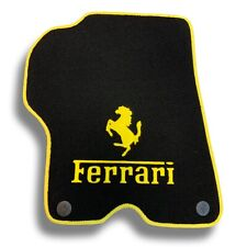 🇮🇹FERRARI 🇺🇸California 🏁Car Floor Mats, Car Mats, Carpets, Hand Made Mats ✅