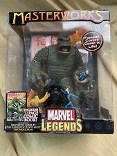 Marvel Legends Masterworks Mole Man Figure 2006 MIB ToyBiz Fantastic Four #1