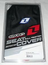 KAWASAKI KXF 450 BLACK GRIPPER SEAT COVER KXF450 12 13 14 15 ONE INDUSTRIES MX