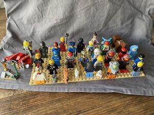 LEGO minifigures bulk lot