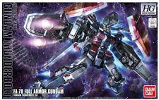hg gundam full arm thunderbolt anime 1/144 ( Bandai Model Kit )