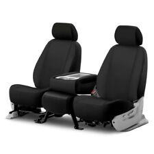 For Chevy Silverado 1500 14-19 Seat Protector Series 1st Row Black Seat Covers