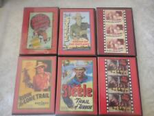 6 DVDs Bob Steele B-Westerns Serials Kid Courageous++++ DVD-R  LIKE NEW