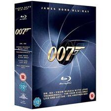 James Bond Blu-ray Collection Blu-ray