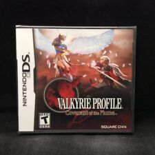 Valkyrie Profile: Covenant of the Plume (Nintendo DS, 2009) BRAND NEW
