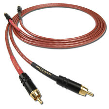 1m pair NORDOST RED DAWN RCA Interconnects - Save, Save, Save