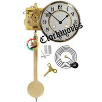 Gong-Strike Mechanical Wall Clock Kit