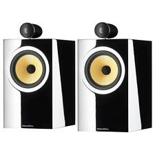 BW Bookshelf Home Speakers And Subwoofers