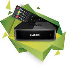 MAG 410 IPTV Set Box Android 6.0 4K, 12 Months HD EPG - 254 256