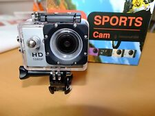Full HD 1080P Bicycle Helmet Sports DV Action Waterproof Car Bike Camera.HQ
