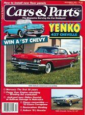 1991 Cars & Parts Magazine: 1959 DeSoto Adventurer/1969 Chevelle Yenko SC 427