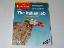 July The Economist News & Current Affairs Magazines