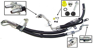 *NEW* POWER STEERING HIGH PRESSURE HOSE for FORD FALCON FG & XR6 6CYL 2008- 2011