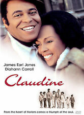 Claudine (DVD, 2003) JAMES EARL JONES, DIAHANN CARROLL