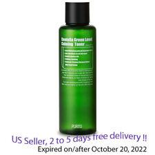PURITO Centella Green Level Calming Toner 200ml + Free Gift Sample !!