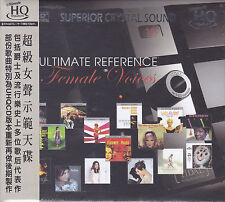 Ultimate Reference Female Voices Japan Audiophile UHQCD UHQ CD Limited Numbered
