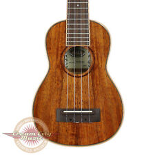 Brand New Kala Gloss Koa Series Soprano Long-Neck Ukulele