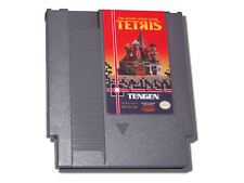 Tengen Tetris for Nintendo Entertainment System NES Classic Design