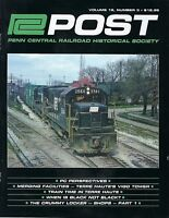 PC Post - 3rd Qtr. 2018 Issue of PENN CENTRAL Historical Society - LAST NEW