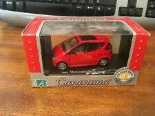 Hongwell Cararama 1/43 Scale Mercedes-Benz A140 - Red - Boxed