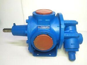 GORMAN-RUPP Pump GMS3JP3-B Rotary gear pump Port sizes: 3'' in.