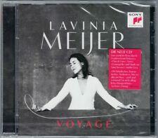 Lavinia MEIJER: VOYAGE Erik Satie Gymnopedie Debussy Ravel Yann Tiersen Harp CD