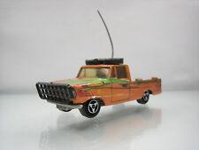 Diecast Majorette Dodge Pick-up in Orange Good Condition