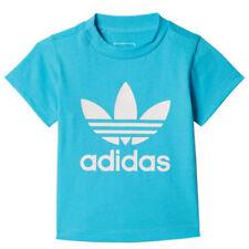Magliette e maglie bianchi marca adidas per bambini dai 2 ai 16 anni Materiale 100 % Cotone