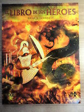 Libro Rol,El Libro de Los Heroes,Ed.Eage 2003