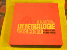 BOX 16 LP WAGNER- KARL BOHM- LA TETRALOGIE - PHILIPS 6747 037 +LIVRETS