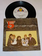 "FIVE STAR - Can't Wait Another Minute - 1986 UK 7"" 2-track Vinyl Single"